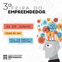 Núcleo em Excelência de Práticas de Administração promove feira de empreendedorismo