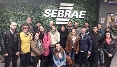 Curso de Administração do IPA faz parceria com o SEBRAE-RS