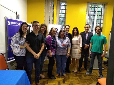 Ex-alunos de Administração participam do Café com Egressos