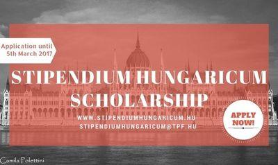 Alunos podem se inscrever para programa de bolsa de estudos na Hungria