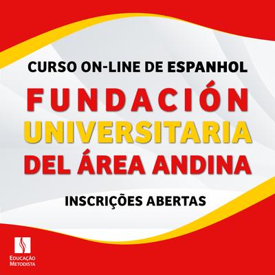 Assessoria de Relações Internacionais abre inscrições para curso de Espanhol oferecido pela Fundación Universitaria del Área Andina