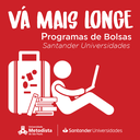 Bolsas Santander Universidades: estudantes do IPA podem se inscrever no programa