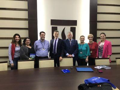 Encontro de representantes do IPA e da Lakehead University promove ampliação da parceria entre as IES