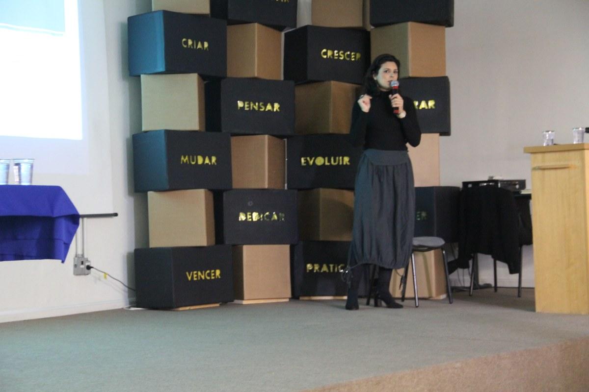Aula inaugural do curso de design de interiores foi for Curso de design de interiores no exterior