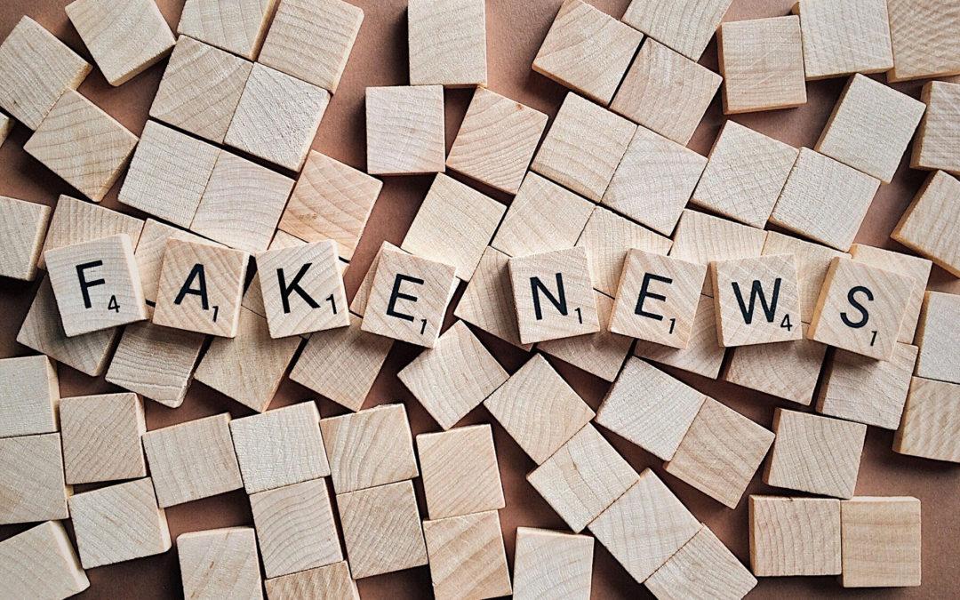 """Veja quais cuidados tomar para não cair em uma """"Fake News"""""""