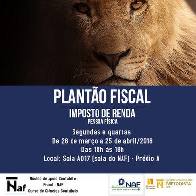 Núcleo de Apoio Contábil e Fiscal (NAF) oferece plantão fiscal