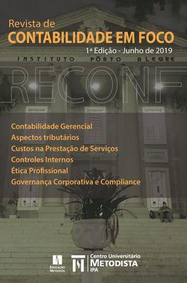 Ciências Contábeis lança a revista eletrônica Contabilidade em Foco - RECONF