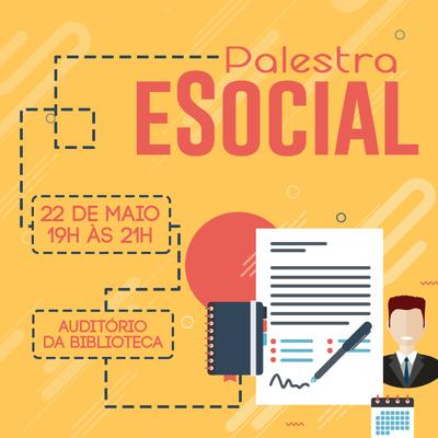 Em parceria com a Receita Federal, curso de Ciências Contábeis promove palestra sobre eSocial