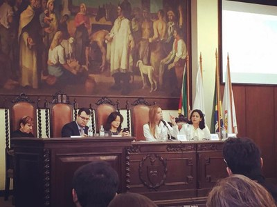 Coordenadora do Núcleo de Prática Jurídica do IPA participou do II Congresso de Mulheres no Processo Civil Brasileiro
