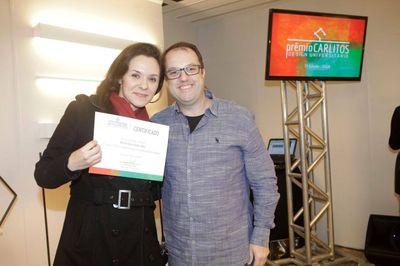 Aluna de Design de Interiores conquista 3º lugar no Prêmio Carlitos Design Universitário