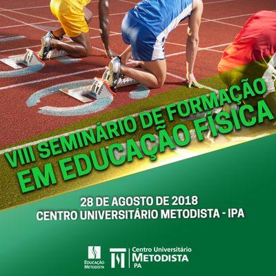 IPA promove 8ª edição do Seminário de Formação em Educação Física