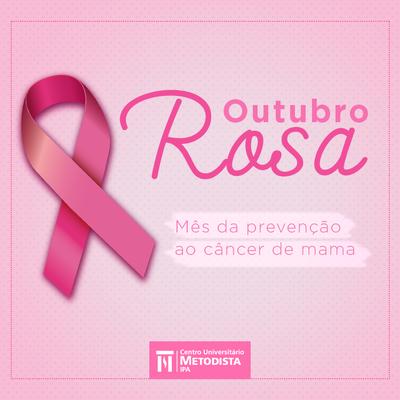 Curso de Enfermagem do IPA promove conscientização durante Outubro Rosa