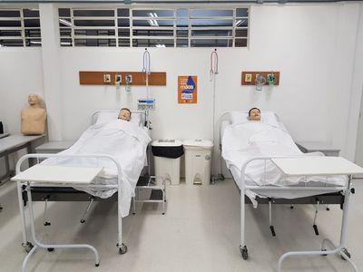 Laboratório de Enfermagem passa por transformações que modernizam e melhoram a qualidade do ensino