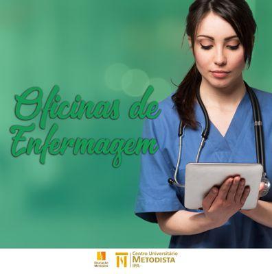 Oficinas de Enfermagem têm início em março