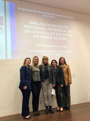 Trabalho de professora de Enfermagem do IPA se torna portaria que instituiu o Programa Municipal de Segurança do Paciente em Porto Alegre