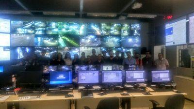 Visita técnica à EPTC