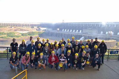 Visita técnica à hidrelétrica binacional Itaipu