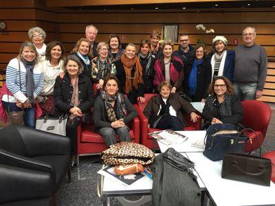 Alunos da Universidade do Adulto Maior fazem viagem cultural a São Paulo