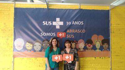 Programa de Extensão Saúde e Cuidado Humano apresenta dois trabalhos no 12º Congresso Brasileiro de Saúde Coletiva