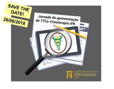 II Jornada de Apresentações dos TCCs de Fisioterapia será realizada em 26 de junho