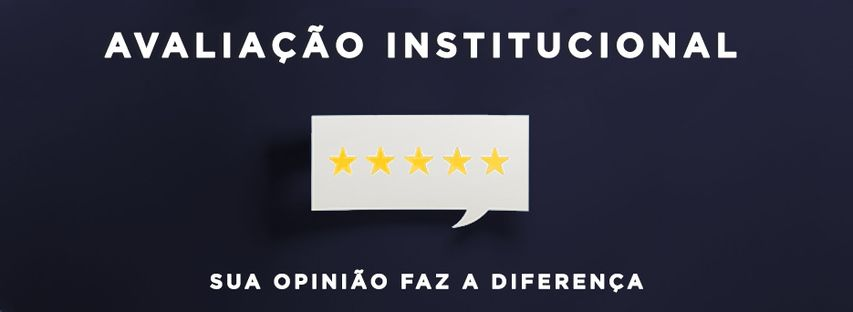 Avaliação Institucional - CPA 11/11/2019