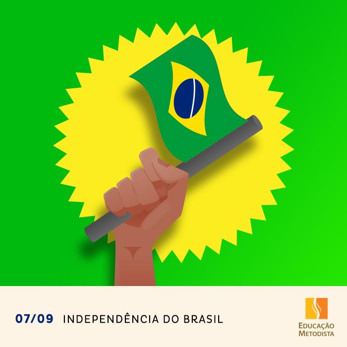 Independência Do Brasil Uma Releitura Da História