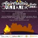 IPA promove Aniversário da Quintanda e Festa de São João