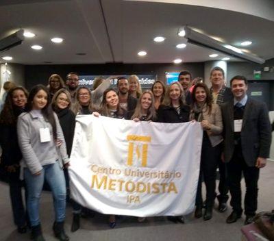 Participação em evento na Universidad Maimónides, em Buenos Aires, abre possibilidades de intercâmbio