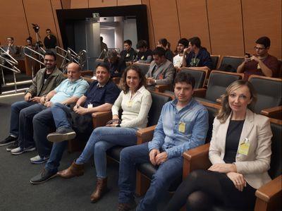 Alunos de Ciências Contábeis em visita ao Tribunal de Contas do RS
