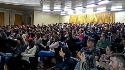 IPA realiza primeiro Meeting ENADE com auditório lotado de alunos e professores