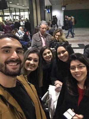 Professores e alunos do IPA embarcam para evento internacional em Buenos Aires