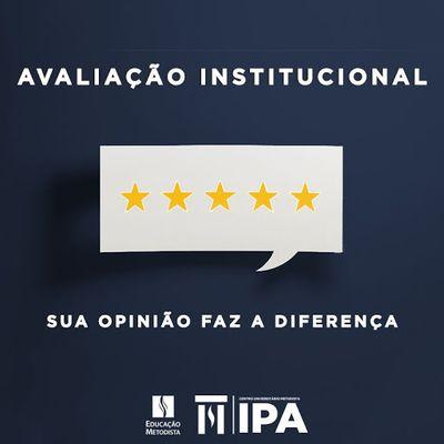 IPA realiza Autoavaliação Institucional de 7 de outubro a 7 de novembro