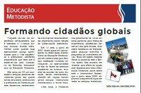 Jornal da ARI mostra riqueza de intercâmbios e missões internacionais de estudo