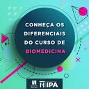 Por que estudar Biomedicina?