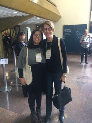 Professoras de Nutrição participam da III Conferência Internacional AgUrb