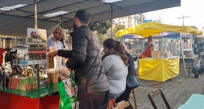 Quintanda Feira Agroecológica IPA lança campanha Feira Sem Sacola Plástica