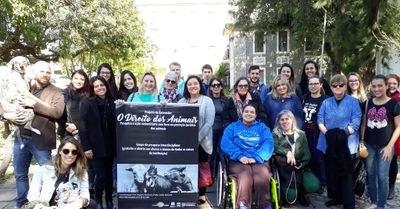 Projeto consolida IPA como referência da causa animal no âmbito universitário gaúcho