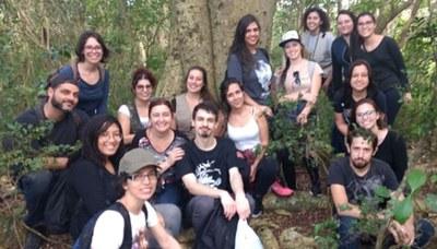 Alunos de Ciências Biológicas visitam Reserva Biológica Lami José Lutzenberger