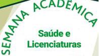 Semana Acadêmica será realizada entre os dias 29 de agosto e 01 de setembro
