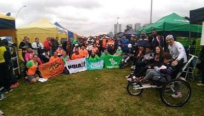 Escola de Postura IPA participa do Circuito Hospital Moinhos de Vento Day Run