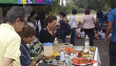 Feira agroecológica no IPA completa três anos com comemoração entre a comunidade