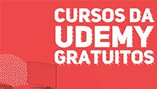 Cursos da Udemy em parceria com a Educação Metodista