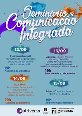 1º Seminário de Comunicação Integrada
