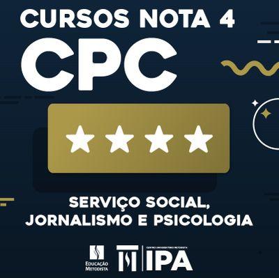Serviço Social, Jornalismo e Psicologia recebem nota 4 do INEP