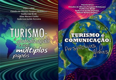 Graduação em Turismo promove o lançamento de dois livros na próxima quinta-feira (27)