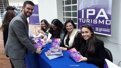 Lançamento de mais duas publicações do Turismo consolida o curso como grande centro de produção do conhecimento